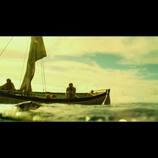 「鯨に襲われ海に投げ出されたら、どう生き延びる?」 『白鯨との闘い』特別映像が公開