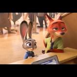 ディズニー最新ヒロインはウサギのジュディ 『ズートピア』予告映像公開へ