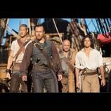 HuluとdTVが初タッグ マイケル・ベイ製作総指揮『Black Sails/ブラック・セイルズ』配信へ