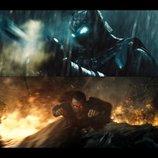 """バットマンとスーパーマンの""""世紀の対面""""描く 『バットマン vs スーパーマン』最新予告編公開"""