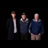 クリス・パインら、アメリカ沿岸警備隊の英雄たちと対面 『ザ・ブリザード』特別映像公開