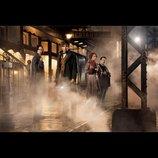 ハリポタ新シリーズ『ファンタスティック・ビースト』特別映像公開 出演者らインタビューも収録