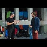 エリクソン・コア監督が語る『X−ミッション』撮影秘話 コア監督「狂った撮影だったよ」