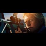 """""""人間狩り""""の恐怖を描くスリラー『追撃者』公開決定 マイケル・ダグラスがドSのサイコキャラに"""
