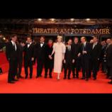 コーエン兄弟、G・クルーニーら『ヘイル、シーザー!』キャスト陣がベルリン国際映画祭に登場