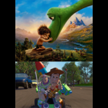 『トイ・ストーリー』と『アーロと少年』がコラボ映像公開へ
