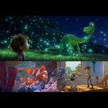 """『トイ・ストーリー』や『ニモ』も! 『アーロと少年』""""もしもの世界""""を描いた特別映像公開"""