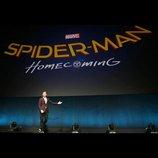 スパイダーマン新シリーズ『スパイダーマン ホームカミング』、2017年夏に日本公開へ