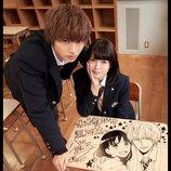 『オオカミ少女と黒王子』原作者書き下ろしコラボビジュアル公開 渋谷PARCOでの展示も