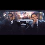 トム・ハーディ、高級車でスマートにタバコを燻らす姿も 『レジェンド 狂気の美学』冒頭映像公開