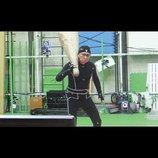 三池崇史監督、自らテラフォーマーの動きを担当 『テラフォーマーズ』メイキング画像公開