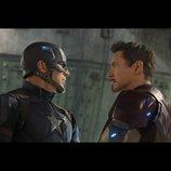 ロバート・ダウニー・Jr.とクリス・エヴァンスがドーナツで争う!? 『シビル・ウォー』映像公開