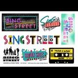 """『シング・ストリート』、ステレオテニスによる""""オリジナル80'sステッカー""""が前売特典に"""