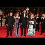 阿部寛、カンヌでの『海よりもまだ深く』上映に手応え 「受け入れていただけて嬉しい」