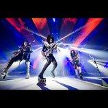 『KISS Rocks VEGAS』アンコール上映決定 KISSの伝説的ライブがコンサートフィルムに