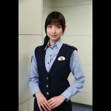 篠田麻里子、『ON 異常犯罪捜査官・藤堂比奈子』で波瑠の同僚&親友役に 「この姿で逮捕したい」