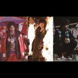 『HiGH&LOW THE MOVIE』、窪田正孝、林遣都、山田裕貴の新場面写真公開
