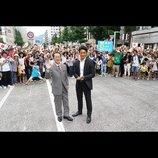 水谷豊&反町隆史『相棒-劇場版IV-』、北九州の大規模ロケでクランクアップ