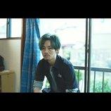 松坂桃李&菅田将暉主演『キセキ』、グリーンの髪に口ひげを生やした松坂の姿公開