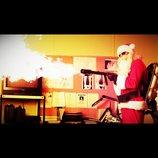 『サイレント・ナイト』DVDリリース決定 サンタクロースに扮した殺人鬼の場面写真も