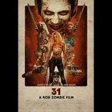 ハロウィン前夜に誘拐された5人の男女が殺人ゲームに挑む ロブ・ゾンビ監督最新作『31』公開決定