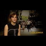『コロニア』エマ・ワトソンのインタビュー映像公開 「絶対に出演しなければ、と思いました」