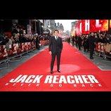 トム・クルーズ & ズウィック監督『ジャック・リーチャー』ロンドンプレミアで日本へメッセージ