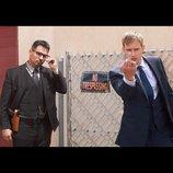 『バッドガイズ!!』2017年2月公開へ A・スカルスガルド×M・ペーニャが極悪警官コンビ演じる