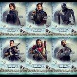『ローグ・ワン』キャラクターポスター&映像公開 登場人物たちの詳細明らかに