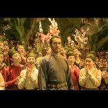 阿部寛、染谷将太主演『空海』出演へ 「こんなスケールの作品に出演するのは初めて」