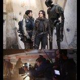 『エピソード4』との比較シーンも 『ローグ・ワン』特別メイキング映像公開