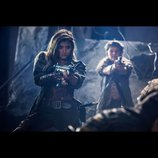 ローラ、初登場シーンが明らかに 『バイオハザード:ザ・ファイナル』特別映像