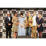 矢口史靖監督と葵わかな『サバイバルファミリー』舞台裏を語る 葵「本物の豚が怖かった」