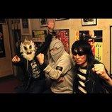 Rockin'Jelly Bean × 王様 × ギターウルフ・セイジ『GARAGE ROCKIN' CRAZE』鼎談