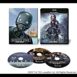 『ローグ・ワン』、4月28日にMovieNEX発売へ 特製フィギュア付きプレミアムBOXも