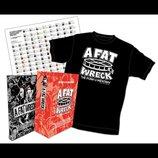 『A FAT WRECK:ア・ファット・レック』DVD4月発売 初回限定BOXにはTシャツも