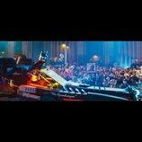 バットモービルやローライダーがレゴ仕様に 『レゴバットマン ザ・ムービー』乗り物写真