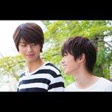 テニミュ俳優・多和田秀弥×小野寺晃良W主演作『ひだまりが聴こえる』ポスター公開 場面写真も