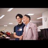 ピアノ調律師役の妻夫木聡が姪っ子に微笑む姿も 『家族はつらいよ2』新場面写真