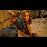 ブリー・ラーソンが監督や脚本、共演者の印象語る 『フリー・ファイヤー』インタビュー映像
