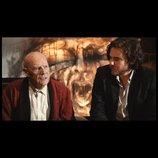 『僕とカミンスキーの旅』、イェスパー・クリステンセン扮するカミンスキーの場面写真
