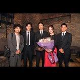 長谷川博己ら『小さな巨人』キャスト陣が佐々木希の結婚を祝福! ドラマでの役名も明らかに