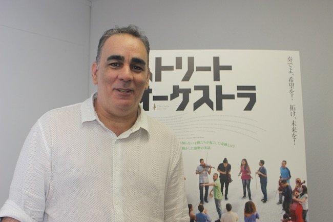 セルジオ・マシャード監督