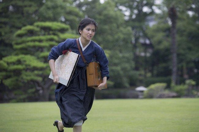 fbf7389c3f59 お嬢さん』は日本でも撮影が行われていた! 三重県・六華苑を捉えた新 ...