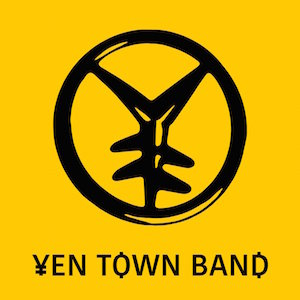 YEN TOWN BAND、Kj(Dragon Ash)とのコラボ曲「my town」リリース決定