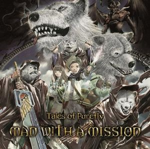 MAN WITH A MISSION、テレビ出演時の珍事明かす「AKB48ノ小嶋陽菜二頭ヲ撫デラレタ」