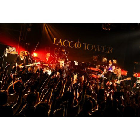 LACCO TOWER、秋の対バンツアーのゲストバンドを発表 SUPER BEAVER、My Hair is Badらが参加