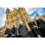 MAN WITH A MISSION、新シングルの詳細を発表 力強く佇むスペア・リブがジャケットに