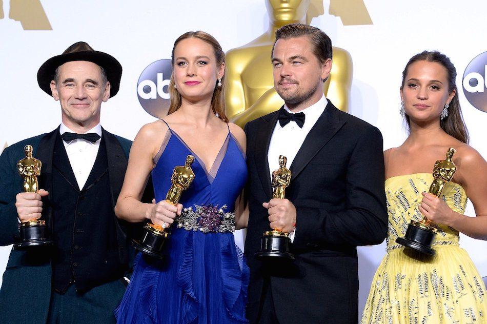 レオナルド・ディカプリオ、『レヴェナント』で初のアカデミー賞主演男優賞受賞|Real Sound|リアルサウンド 映画部