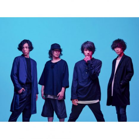 Lenny code fiction、2ndシングル『Flower』発売決定 TVアニメ『ALL OUT!!』OP曲に